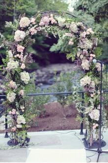 ซุ้มดอกไม้งานแต่งงาน...หลากหลายไอเดีย
