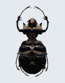 มนุษย์แมลง