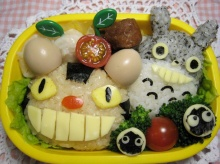 ไอเดียบรรเจิด!! ข้าวกล่องญี่ปุ่นน่ารักๆ