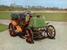 วิวัฒนาการรถยนต์ในอดีต