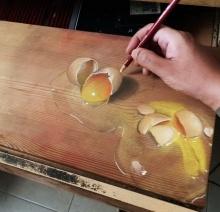 ภาพวาดดินสอเหมือนจริง เจ๋งมาก