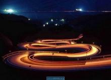 Unusual roads...