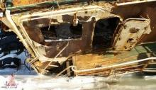 ซากเรืออัปปาง ที่ขั้วโลก..(2)