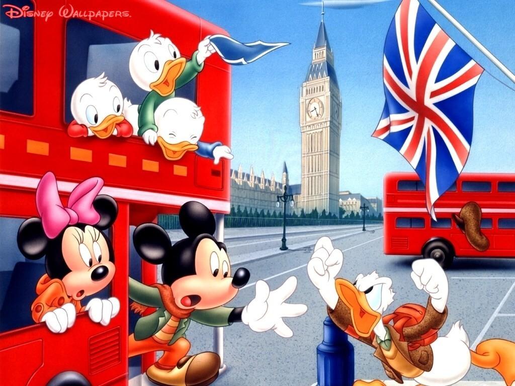Disney Wallpaper ...Vol.(2) ภาพพื้นฉากหลัง Walt Disney สวยๆน่ารัก ชุดที่ 2. M213518