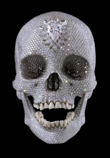 Damien Hirst skull sells for $US100m