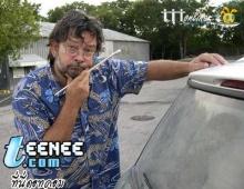 เรื่องของคนขี้เกียจ................... ล้างรถ