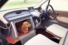 รถรุ่นนี้สำหรับคนรักหมาโดยเฉพาะ!!