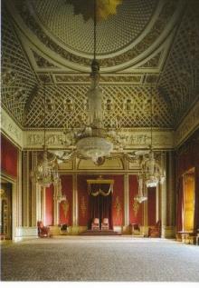 Buckingham Palace UK