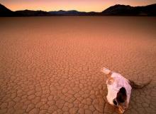 แห้งแล้ง แบบทะเลทราย