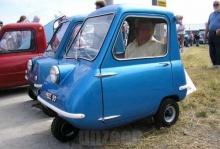 Peel Car รถจิ๊ดริด