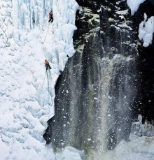 10 Most Incredible Waterfalls of Ice