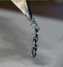 ศิลปะจากปลายดินสอ