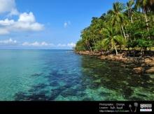 10 อับดับเกาะสวยที่สุดในประเทศไทย
