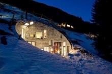 บ้านอยู่ข้างภูเขา โรแมนติกสุดๆ