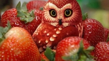 ประติมากรรมอาหารที่น่าตื่นตาตื่นใจจากสัตว์