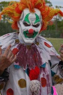 Böse Clowns....