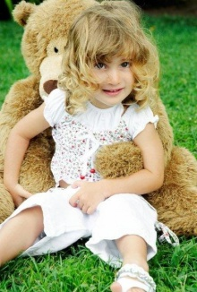 เด็ก..เด็ก & หมีเท็ดดี้ 1