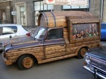 เจ้าของรถคันนี้ ชอบดื่มอะไร..??
