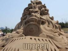 Sand Sculpture Festival 2009 @Japan (2)
