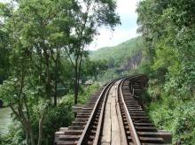 เส้นทางรถไฟสายมรณะ!!