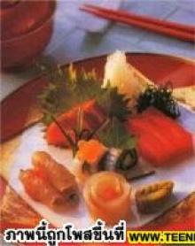 เตือนคนชอบกินซูชิ-ปลาดิบ (อาหารญี่ปุ่น)ภาพประกอบน่าเกลียด-น่ากลัวมากส์...