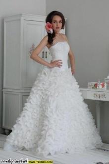 แฟชั่นชุดแต่งงานจร้า^^