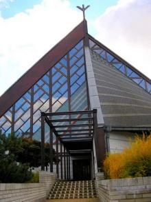 **Modern Church Buildings ** (1)
