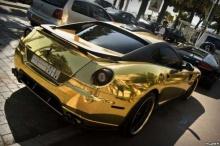 Ferrari ทองคำ
