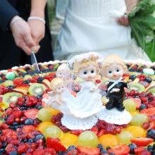 ภาพเค้กเเต่งงานสวยๆ