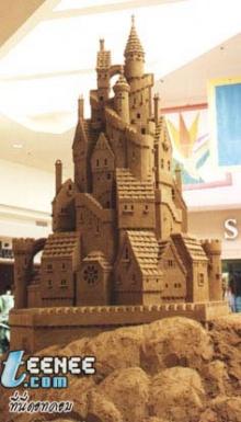 ประติมากรรมทราย...Sand sculpter สุดยอด!!!