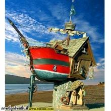 Pirate Tree House