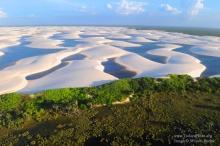 ตลุยเนินทรายที่ อุทยานแห่งชาติแลงคอยส์ มารานฮานส์