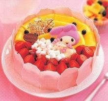 เค้ก สวยๆจาก Sanrio