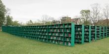 ห้องสมุดกลางแจ้ง แห่งแรกของโลก