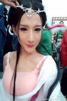 Xiao Can นายแบบจีนหนุ่มหน้าสวย