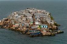 เกาะขนาดเล็ก มีขนาดแค่ครึ่งสนามฟุตบอล