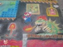 ๏~* Mario Street Art *~๏