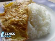 ข้าวไข่เจียว ^-^