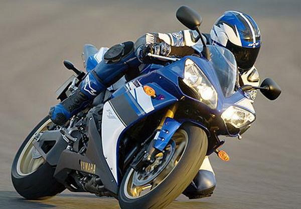 No.7: Yamaha YZF R1