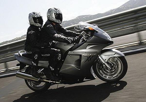 No.5: Honda CBR1100XX Blackbird
