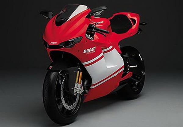 No.4: Ducati Desmosedici RR