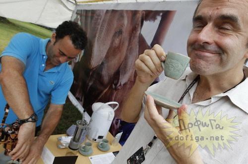กาแฟขี้ช้าง กาแฟที่แพงที่สุดในโลก