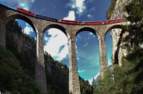 รถไฟวิ่งช้า ที่สุดในโลก