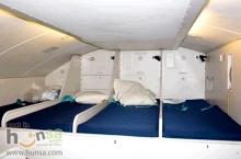 ความเป็นอยู่ของ แอร์ & สจ๊วต บนเครื่องบิน