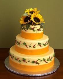 เค้ก สวย..สวย (ไม่กล้ากินเลยอ่ะ)