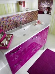 ห้องน้ำสไตล์สีสันสดใส..ใครชอบเชิญทางนี้