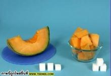 SUGAR RATIO (ปริมาณน้ำตาลในอาหารแต่ละชนิด)*2