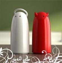 The Design ~ Salt & Pepper Shaker