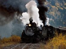 Classic Steaming Train●•.•°•.° (o^.^o) 2