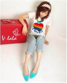 แฟนชั่นรองเท้าสวย ๆ จากเกาหลี